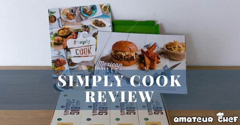 Simply Cook Review - Feature Image | AmateurChef.co.uk