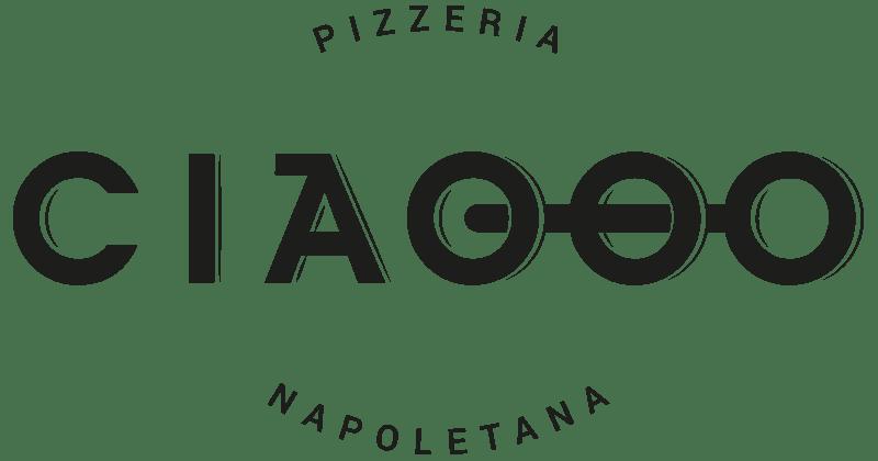 logo - pizzeria napoletana italienne Bruxelles Diamant Jourdan Ciaooo Pizzeria