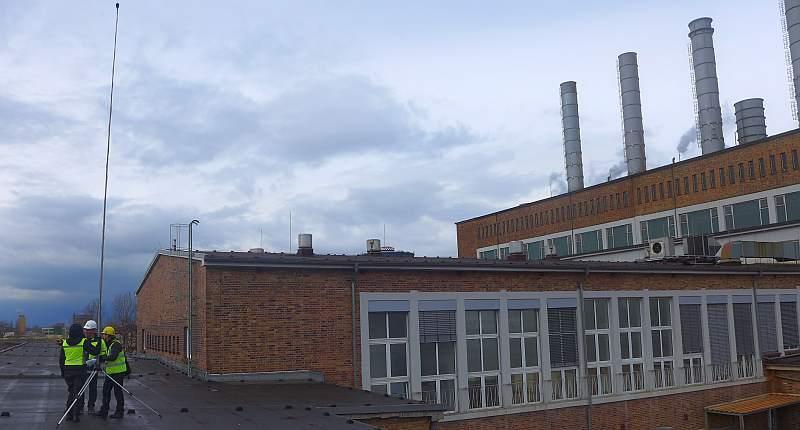 Industriekraftwerk Akustik Lärtm Akustiker Berechnung Messung Schallimmissionsprognose Messstelle §29b Berlin Brandenburg