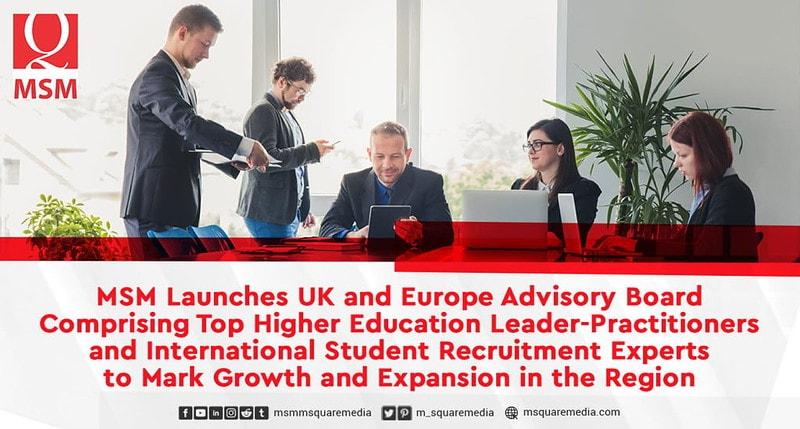 msm launches uk europe advisory board