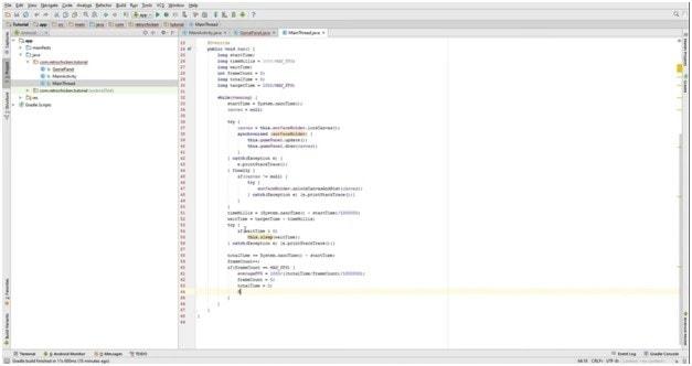 Среда разработки Android SDK