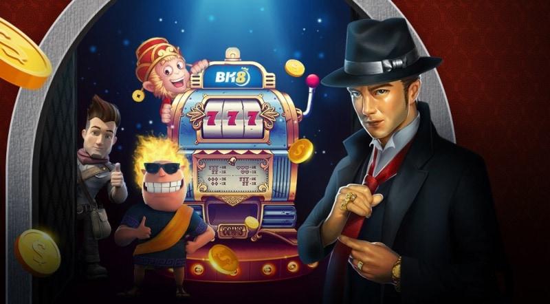 BK8 Casino permainan Slot