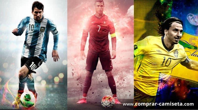 camisetas de fútbol más vendidas en el mundo