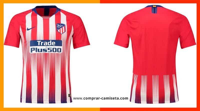 Comprar nueva camiseta del Atlético de Madrid temporada 2018-2019 34a3e132d2be4