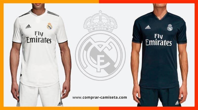 478b0d9fb6af7 Comprar nueva camiseta del Real Madrid 2018-2019