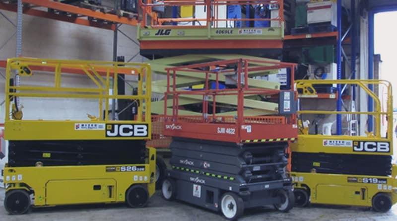 Hitec Lift Trucks to reach new heights at Vertikal Days 2019