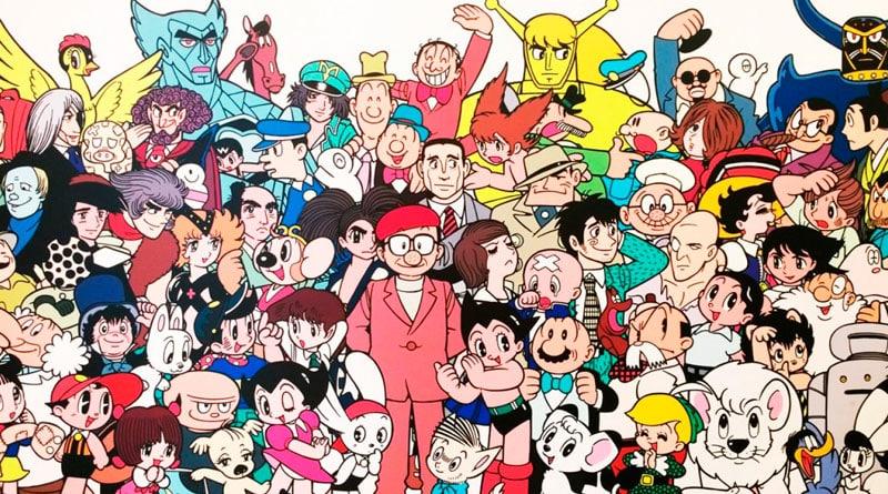 series de los 70 y los 80 y la influencia de osamu tezuka en el anime