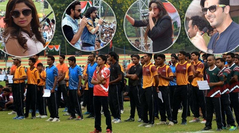 Bollywood kickstart of IGCL in Kashi (October 28, 2015)