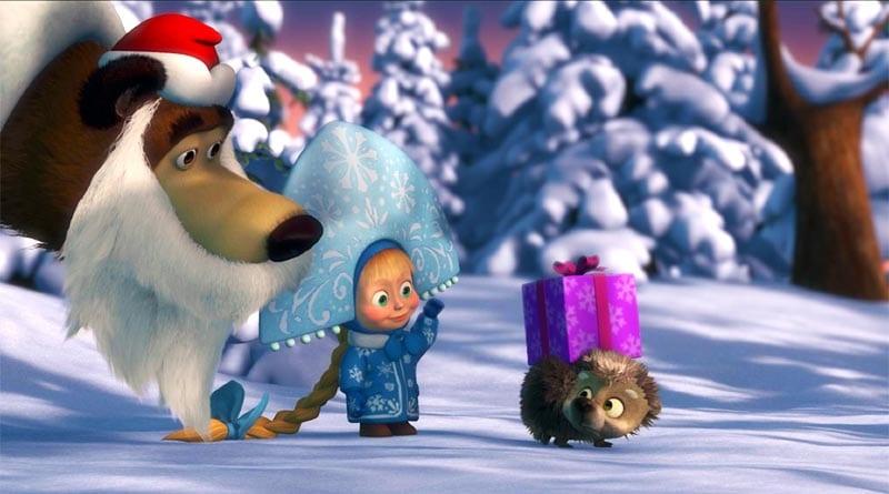 Masha and The Bear: Winter Episodes