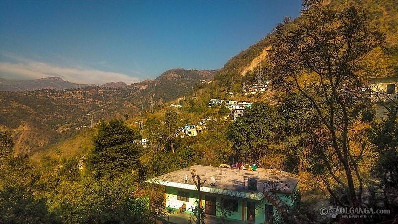 On the way Rishikesh - Tehri, Uttarakhand (India)