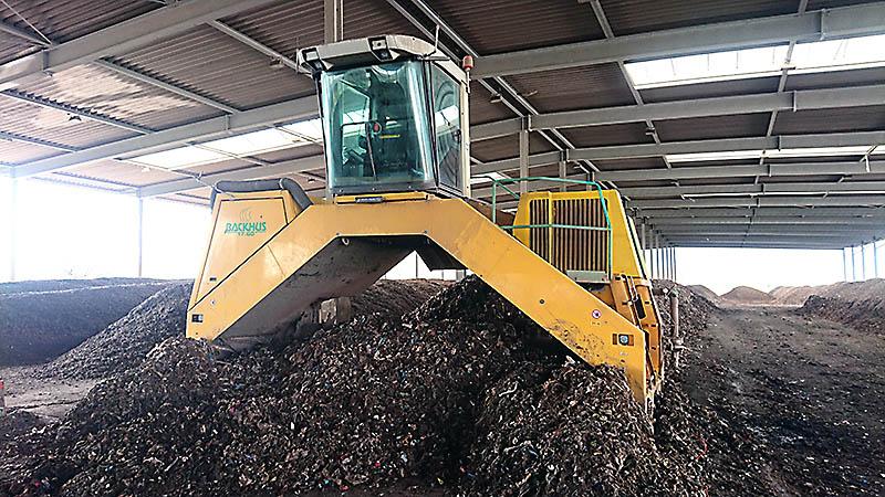 Kompostieranlage Schallpegelmessungen Schalimmissionsprognose