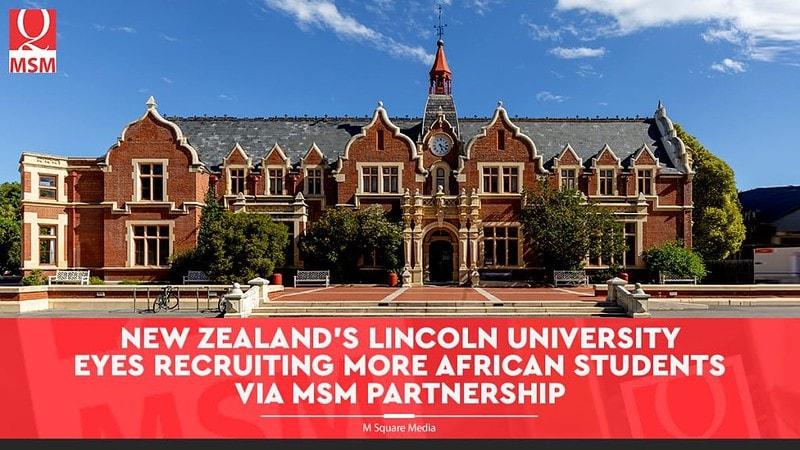 lincoln university msm partnership