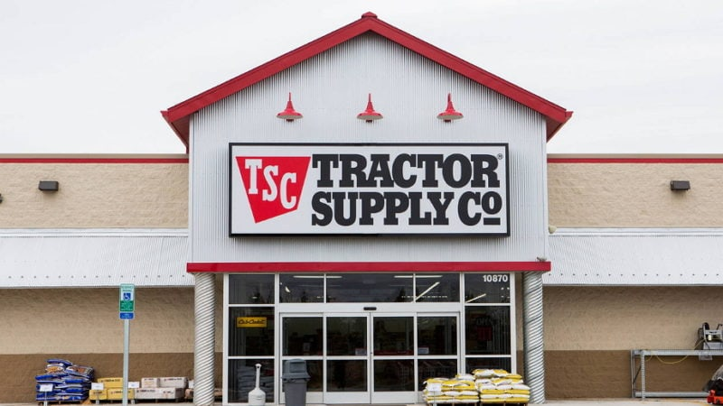 tractor supply co store