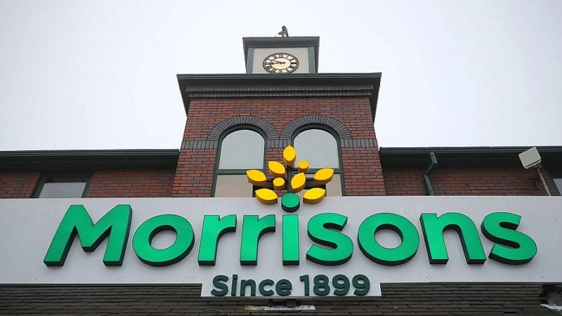 official morrisons supermarket store