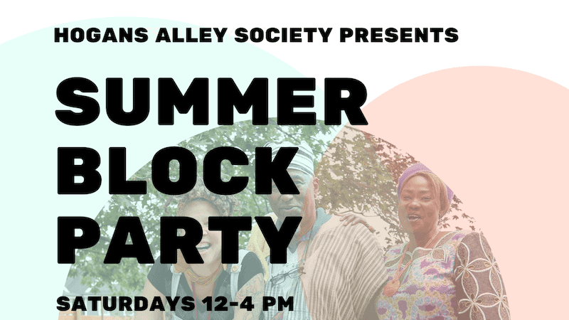 Summer Block Party - Rungh Readings