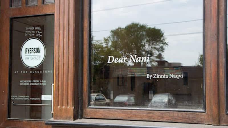 Dear Nani