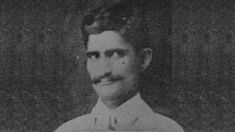 Sohan Lai Portrait