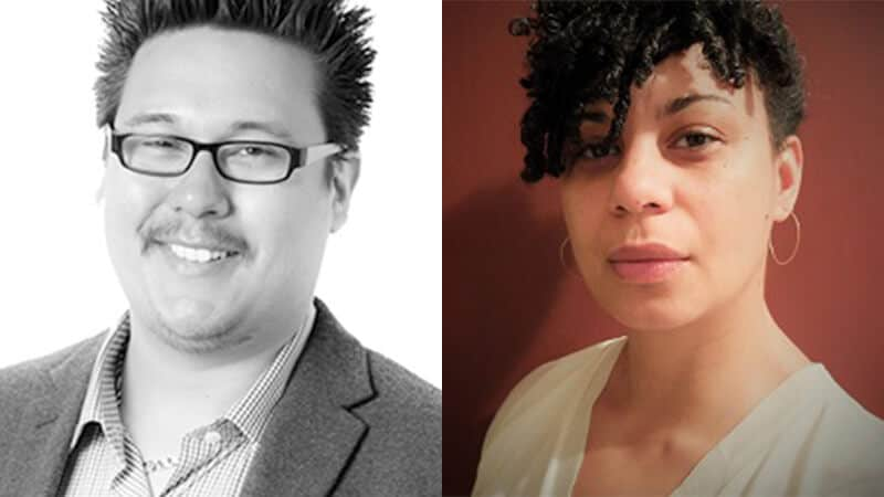 In Conversation: Cecily Nicholson and Jordan Abel