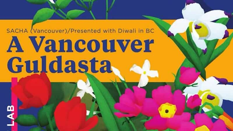 A Vancouver Guldasta