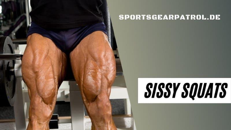 Sissy Squats