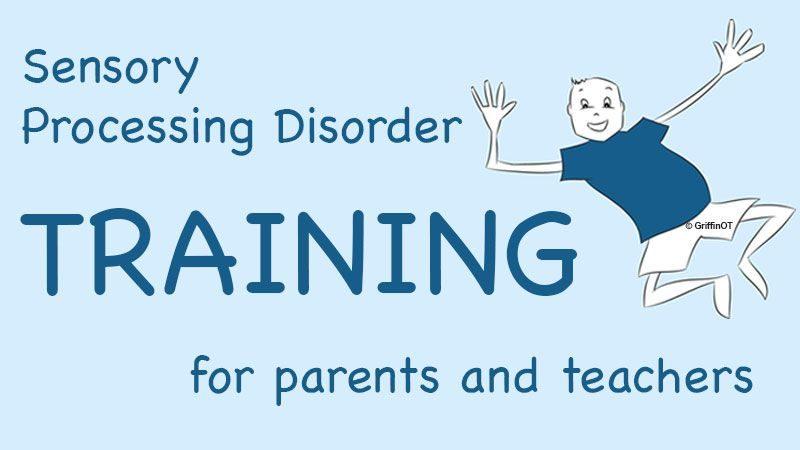sensory processing disorder training