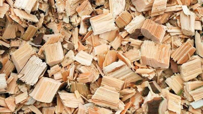 Výroba fúkaného drevovlákna - štiepka