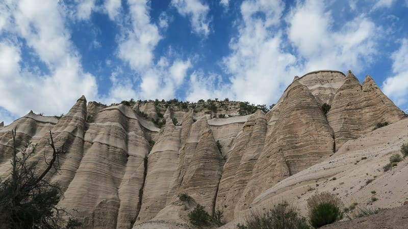 new mexico tent rocks