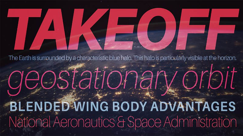 Aileron Font Family Download