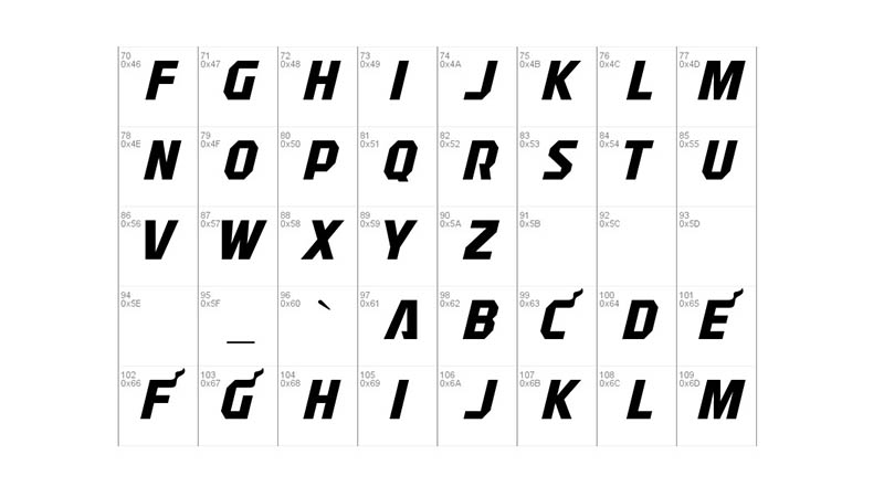 Miami Heat Font Family Download