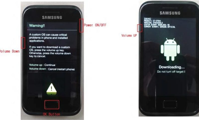 How To Fix Samsung Galaxy S3 Stuck On Download Mode 1