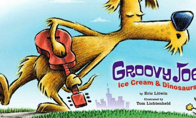 Groovy Joe- Ice Cream and Dinosaurs Spotlight