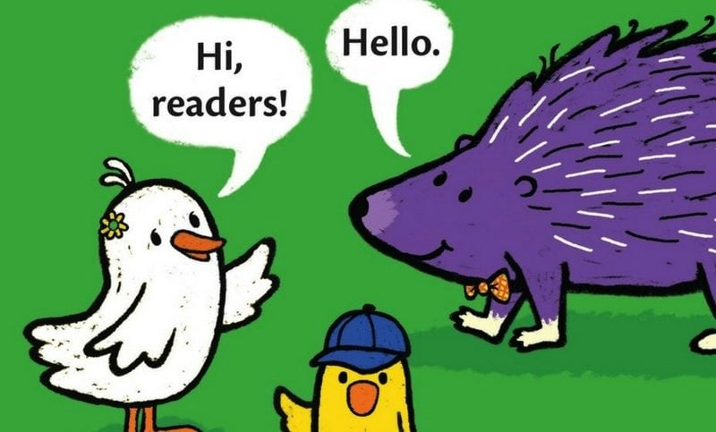 A Duck Duck Porcupine Book Best Selling Kids Series February 17