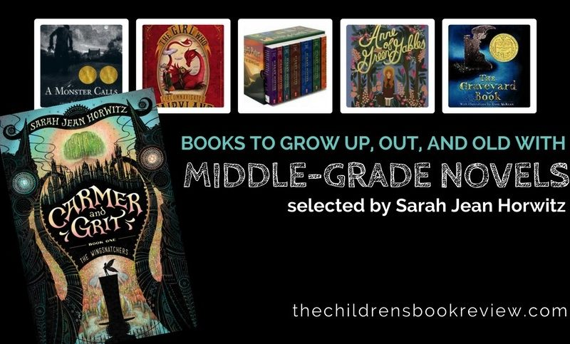 5 Middle Grade Books to Grow Up, Out, and Old With
