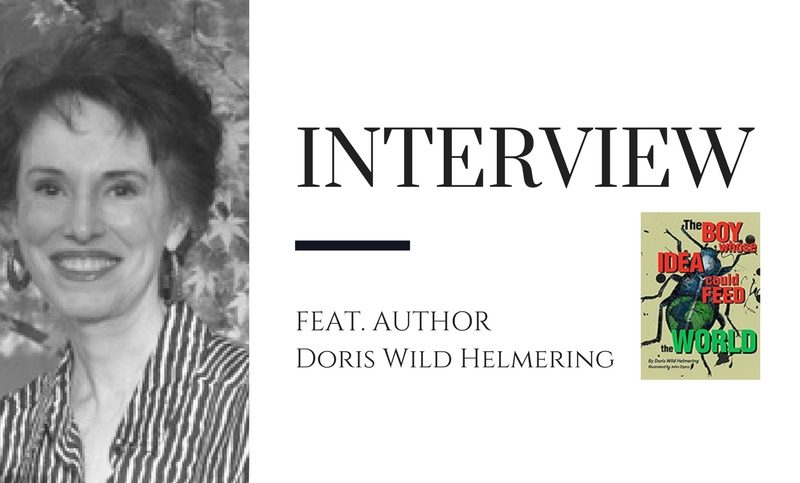 Doris Wild Helmering Discusses The Boy Whose Idea Could Feed The World