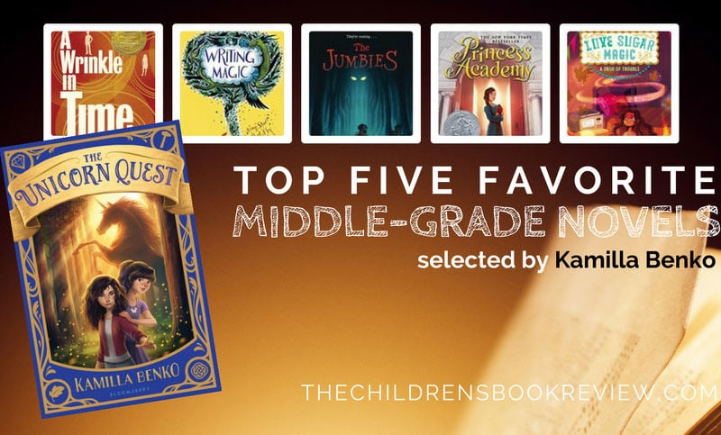 Author-Kamilla-Benkos-Top-Five-Favorite-Books-for-Young-Readers