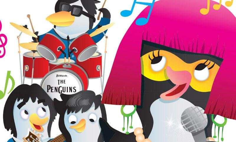 Ladies-and-Gentlemen-The-Penguins-by-Ivor-Davis-Dedicated-Review