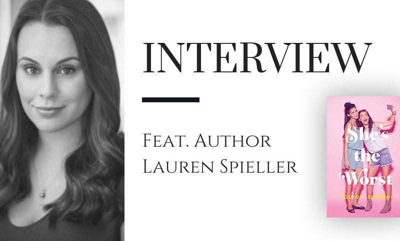 Interview Lauren Spieller