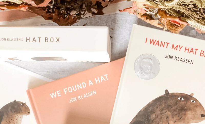 Books The Hat Box