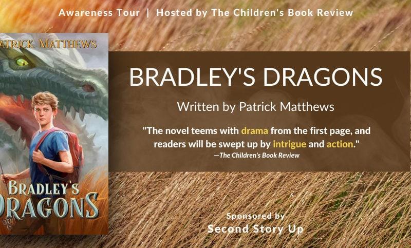 Bradley's Dragons Book Tour
