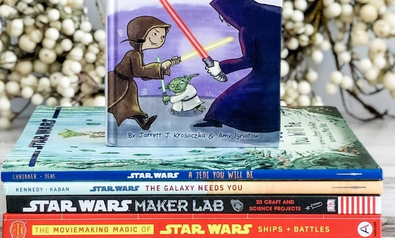 6 Fun Star Wars Books For Kids
