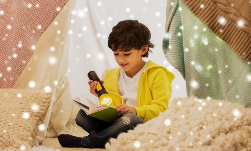 3 Simple Ways to Celebrate Reading During the Holiday Season
