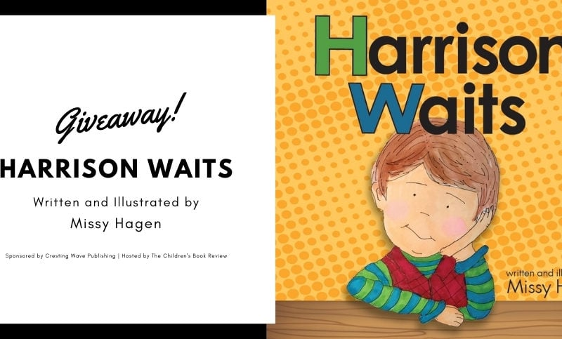 Harrison Waits by Missy Hagen Book Giveaway