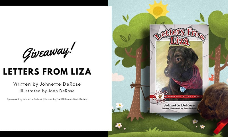Letters From Liza Giveaway