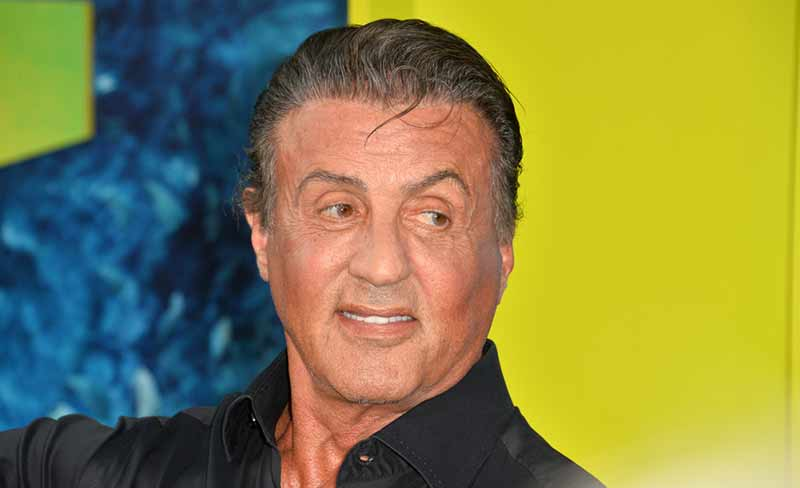 Did Sylvester Stallone take steroids