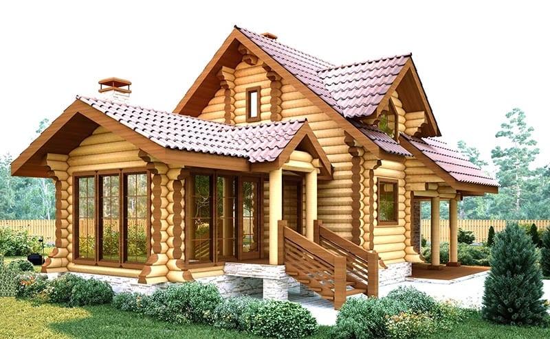 Проблемы утепления деревянных домов