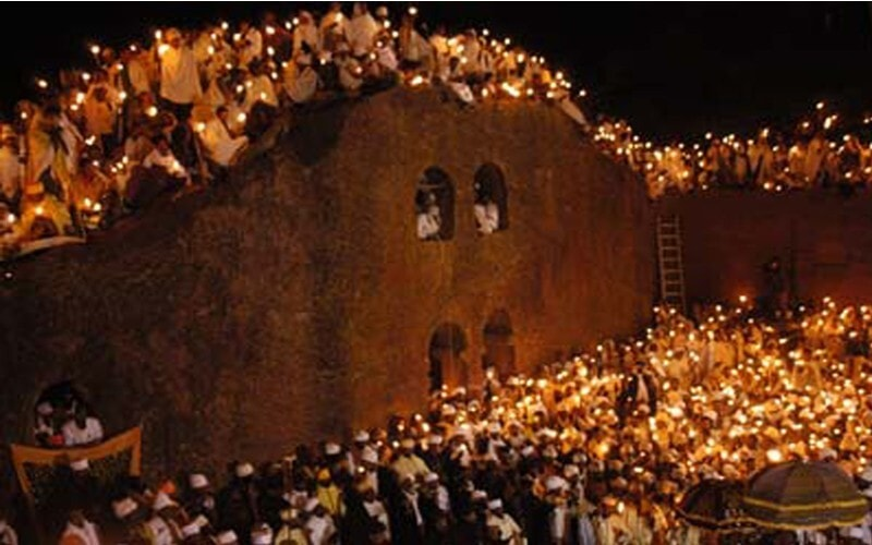 Easter,Fassika in Ethiopia