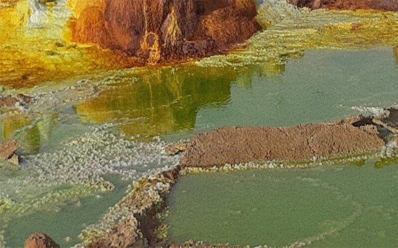 Explore Danakil Depression
