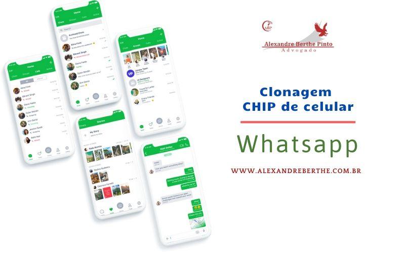 Clonagem Whatsapp