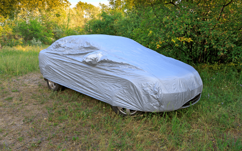 Can I Put A Car Cover On a Wet Car