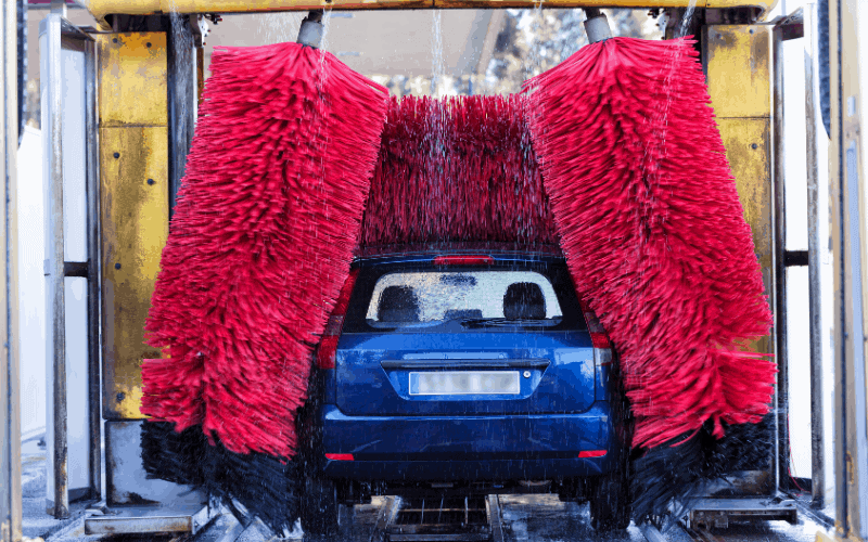 Does Automatic Car Wash Pose Any Harm To Your Car